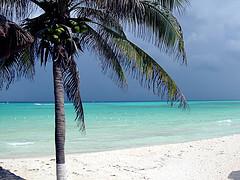 Meksykańska plaża