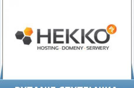 Dyskusja czytelników: Czy Hekko.pl to dobry hosting? (opinie)