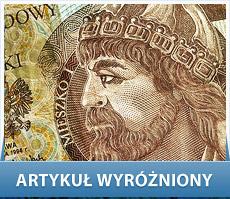 na fotografii 10 polskich złotych
