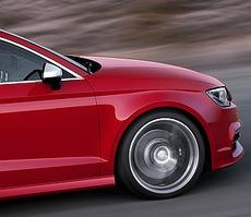 Sportowe Audi