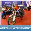 motocykl Honda Africa Twin