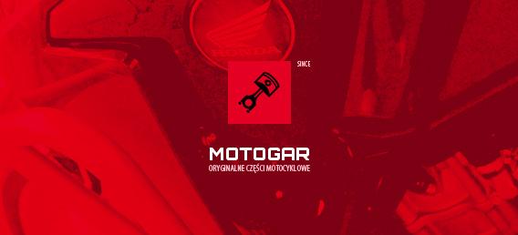 sklep z częściami motocyklowymi Honda Motogar.pl